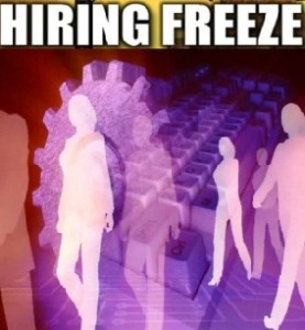 hiring-freeze on employee screening blog
